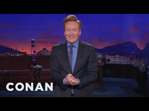 Conan: The 2020 Olympics Will Be Held In Wakanda  - CONAN on TBS