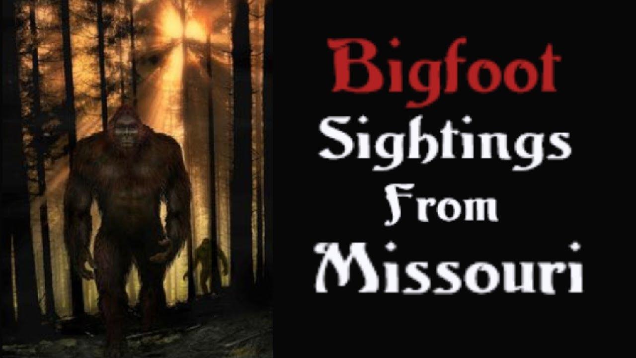 Bigfoot Sightings From Missouri