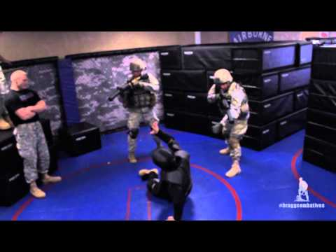 Special Forces Combatives (SOCP)