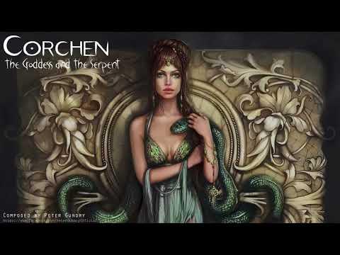 Celtic Mythology Music   The Goddess & The Serpent Corchen