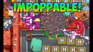 Bloons TD 6 - Another Brick - IMPOPPABLE