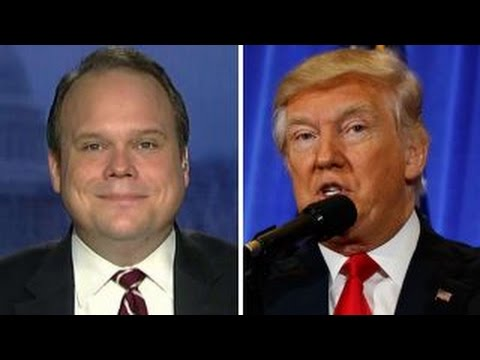 Chris Stirewalt weighs in on Trump's battle with BuzzFeed