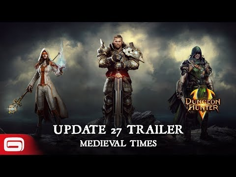 DH5 - Update 27 Trailer