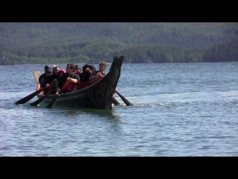 Haida Gwaii Traditional Canoe Tour
