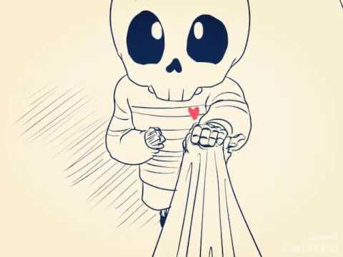Frisk the skeleton!