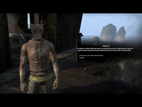 ESO: part 4-Khenarthi's Roost- Family Fate, Runied Shrine, Great Tree & Mistral