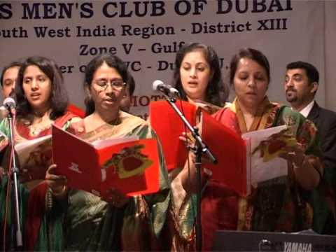 Y's Men Dubai, X' Mas celebrationns