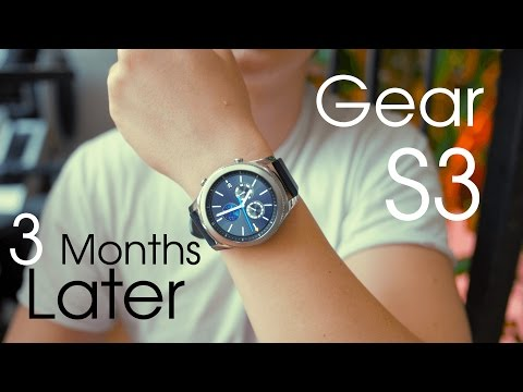 Samsung Gear S3 Review | 3 Months Later!