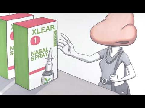 Nasal Spray for allergies and decongestion Missouri and Illinois