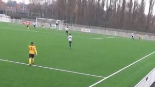 Harry Wakefield Goals vs Notts County u18s