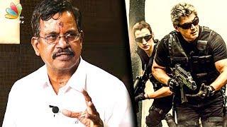 Ajith fans are loyal because of his personality & character : Kalaipuli S Thanu Interview | Vivegam