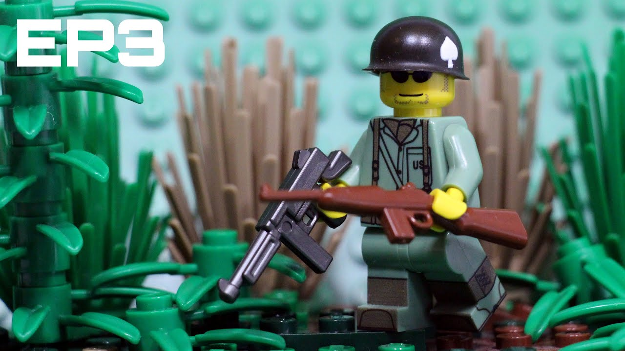 LEGO Battlefield Vietnam: Building the Tet Offensive in LEGO: EP3 – City Elevation & Lots of Plate!
