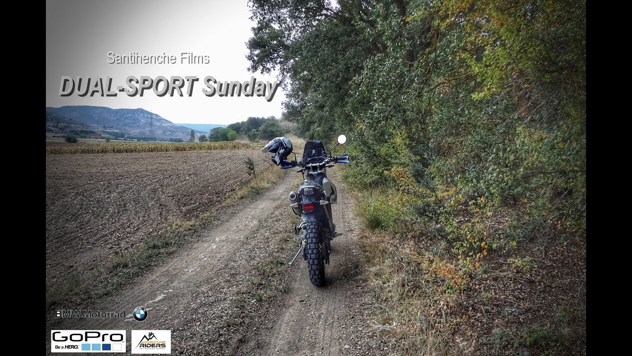 Dual Sport Sunday Bmw G 650 X Challenge Youtube