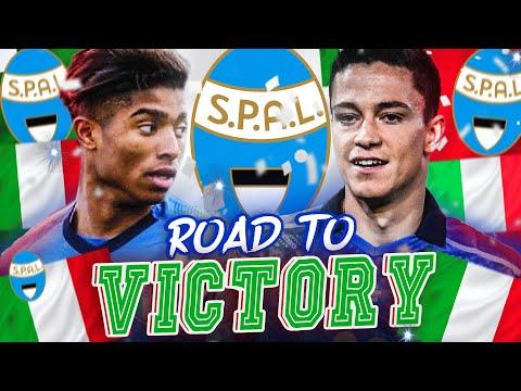 🇮🇹FENOMENI ITALIANI ALLA CONQUISTA D'EUROPA! CARRIERA ALLENATORE ROAD TO VICTORY  FIFA 21 SPAL