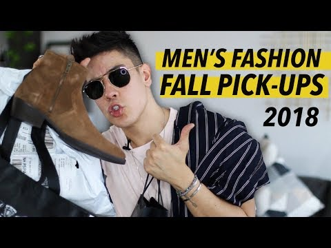 MEN\'S EPIC COLLECTIVE FALL FASHION HAUL 2018 | JAIRWOO