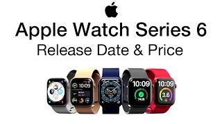 Apple Watch 6 Release Date and Price – Watch Series 6 Launch Date Change…