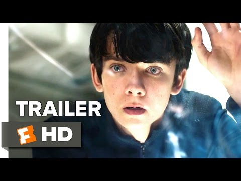 The Space Between Us TRAILER 1 (2016) - Britt Robertson, Gary Oldman Movie HD