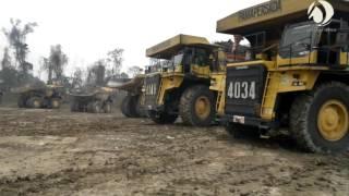 Lokasi Tambang Batubara Kalimantan Timur