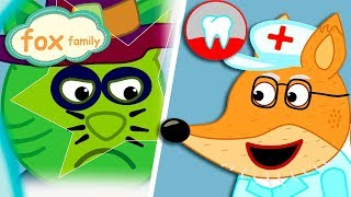 Fox Family and Friends new funny cartoon for Kids Full Episode #299