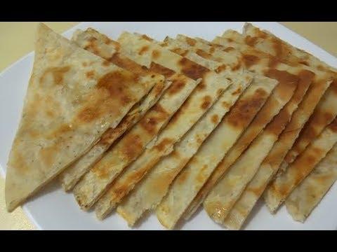 Sugar Paratha   پراته شیرین
