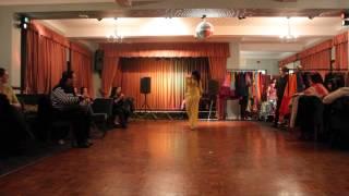 Farah Nasri Bellydancer Performing at Dance Meze a Zara's Zouk event