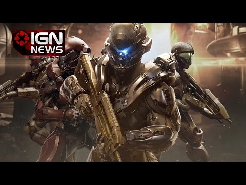 Who Are The New Spartans in Halo 5? - IGN News
