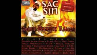 """D-Law   """"At The LayLow""""  (Sac Sin Point Blank Range 1997)"""