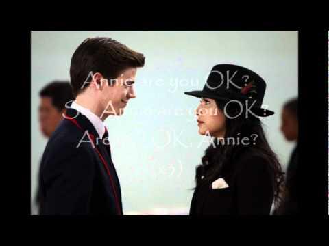 Glee Cast Smooth Criminal with lyrics