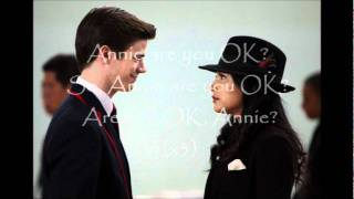 Glee Cast- Smooth Criminal (with lyrics)