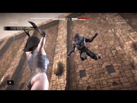 Video how to unlock revenant kitana mortal kombat x gameplay