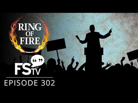Free Speech TV | Episode 302 - Dishonest Politics - The Ring Of Fire