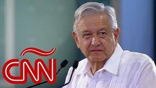 El mensaje de AMLO a los banqueros en México: Que no haya monopolios