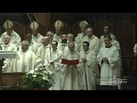 31 Gennaio 2020 Duomo - Memoria Liturgica Di San Giovanni Bosco (ChiesaTV 195)