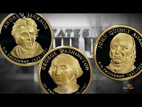 Spare Change Ep08: Presidential Dollar Coins