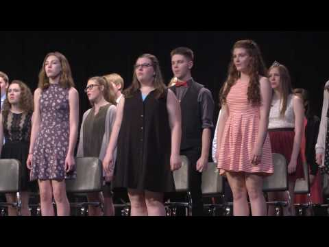 Disney Voice Recital - Glenbard North High School