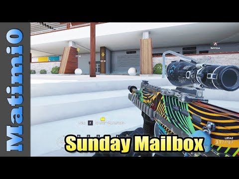 Flashes Need an Upgrade? - Sunday Mailbox - Rainbow Six Siege