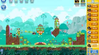 Angry Birds Friends tournament, week 302/1, level 1