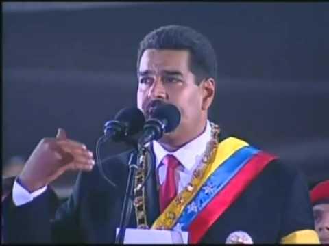 Nicolas Maduro, la cara del Fascismo en Venezuela
