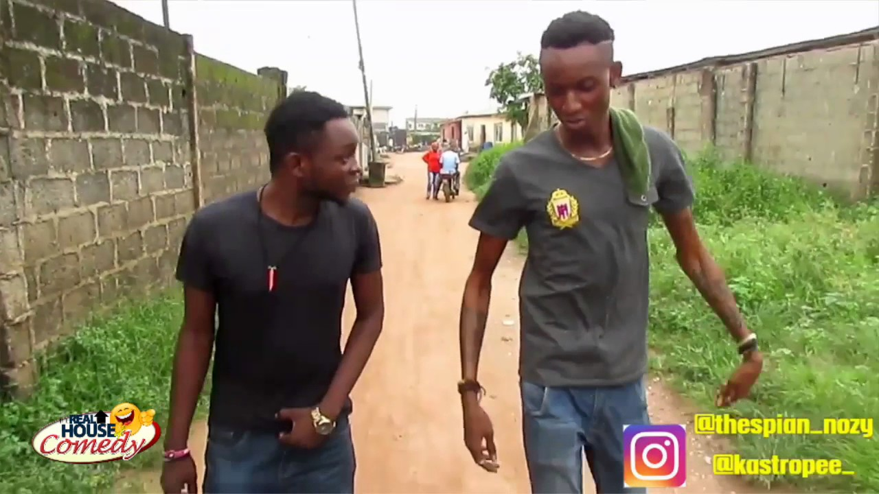 Download Ghetto Men (Real House Of Comedy) (Nigerian Comedy)