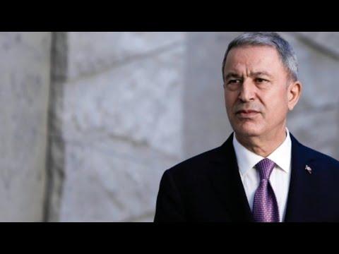 العراق: إلغاء زيارة لوزير الدفاع التركي واستدعاء سفير أنقرة احتجاجا على مقتل ضابطين عراقيين  - نشر قبل 4 ساعة