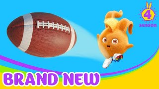 SUNNY BUNNIES - Nuevas botas deportivas | Dibujos animados para niños | WildBrain