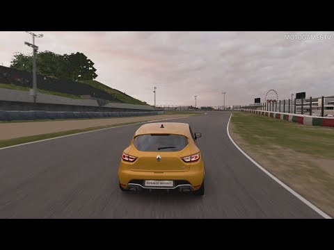 Gran Turismo Sport - Renault Sport Clio R.S. 220 EDC Trophy '16 Gameplay [PS4 Pro]
