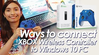 WAYS TO CONNECT XBOX WIRELESS CONTROLLER TO WINDOWS 10 screenshot 5