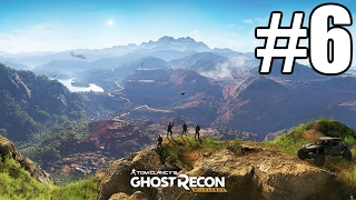 The FGN Crew Plays: Tom Clancy's Ghost Recon Wildlands Closed beta #6 - Best Chopper Extraction (PC)