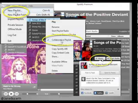 """Show Your Work: """"Positive Deviant"""" Turning Chat to Collaborative Playlist"""