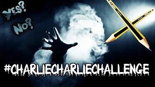 Was ist die #CharlieCharlieChallenge ? Charlie Charlie Challenge EXTREM CREEPY   MythenAkte