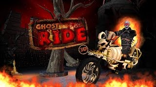 Ghost Ride 3D - Android Gameplay HD