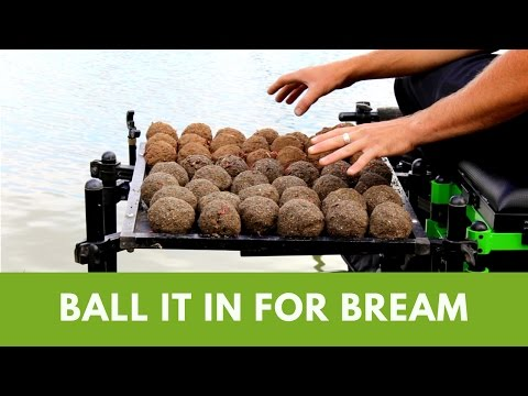Ball It In For Bream