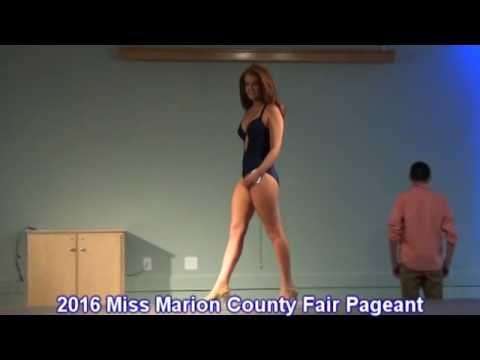Miss Marion County Fair Pageant 2016 Part One