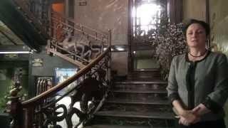 Мой город - Казань. Выпуск 64. Национальная библиотека РТ. Дом Зинаиды Ушковой.